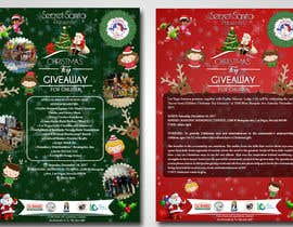 vaishaknair tarafından DESIGN FLYER FOR CHILDRENS CHRISTMAS TOY GIVEAWAY için no 38