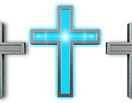 #48 for Christian Cross Banner af modym