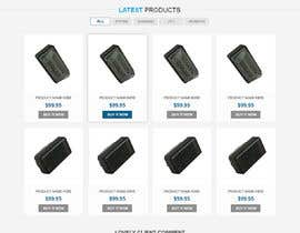#18 for Landing Page Design for E-commerce product by WebCraft111