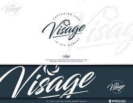 "R212D tarafından A logo/brand identity for: ""Visage"" .  Professional photographer capturing life in the moment. için no 34"