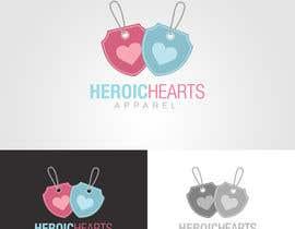 Nro 66 kilpailuun Design a Logo for our clothing company käyttäjältä Izabela1
