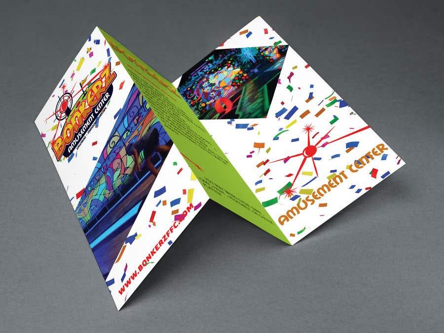 Konkurrenceindlæg #10 for Build a Tri Fold Brochure