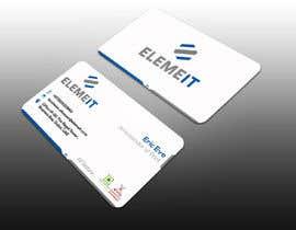abdulwasim640 tarafından Elemeit business card & letterhead için no 103