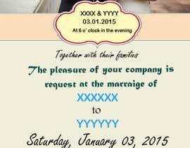 gowthamgowty tarafından Design an Email Wedding invitation için no 1