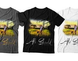 #31 for Design a band shirt for Ali Shield by shamemarema24
