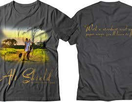 #40 for Design a band shirt for Ali Shield by shamemarema24