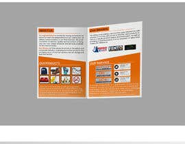 #5 cho Design an A5 Profile for a Marketing Campaign bởi jebu1997