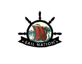 #42 for Inspiring Logo for a Sailing Community (Sail Nation) by eaumart