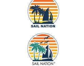 #62 for Inspiring Logo for a Sailing Community (Sail Nation) by eaumart