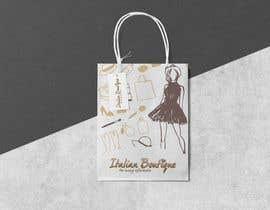 Nro 14 kilpailuun Design for shopping bag and box käyttäjältä ioxhklgutq
