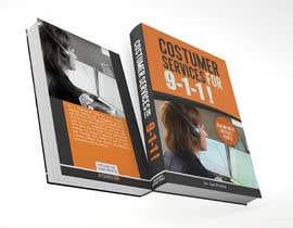 Nro 10 kilpailuun 9-1-1 Customer Service Book Cover käyttäjältä fauzifau