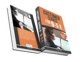 Nro 18 kilpailuun 9-1-1 Customer Service Book Cover käyttäjältä fauzifau