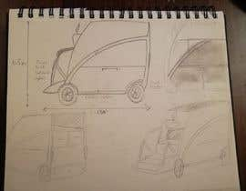 #2 for Designing a ride-on cart by IssAchebaro96