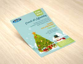 Inadvertise tarafından Design 2x Flyers for Christmas Carols at Mandalay için no 25