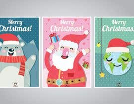 #24 for DEVELOP 8 MAGICAL AWESOME CHRISTMAS CARDS by misdrahim