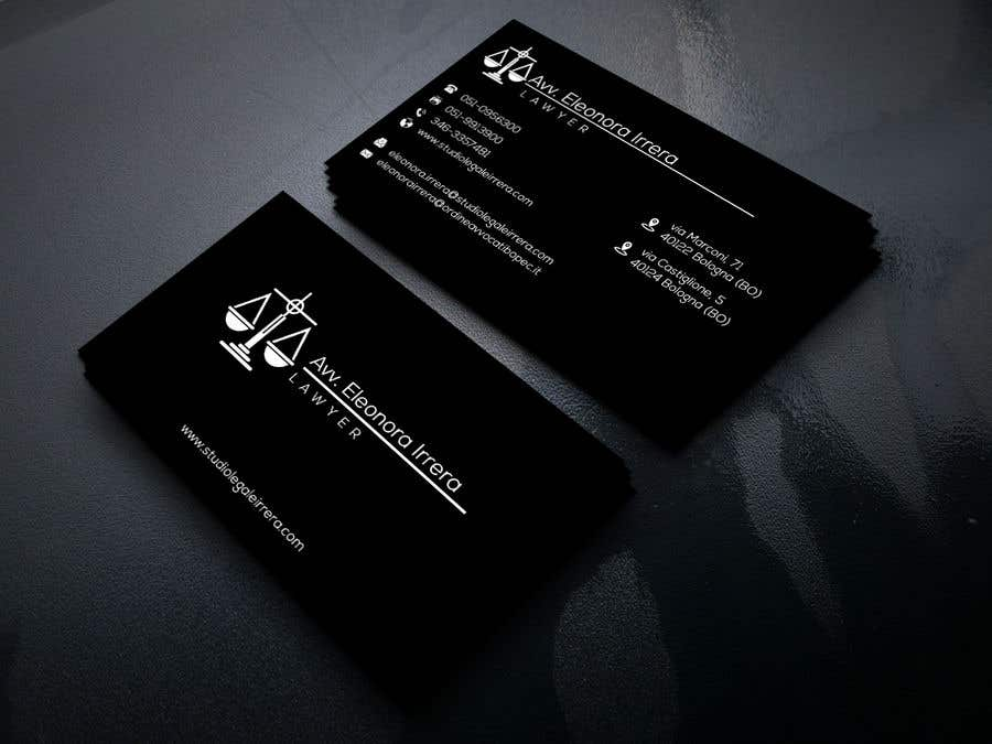 Entry #172 by mysteriousmohona for Design Business Cards for ...