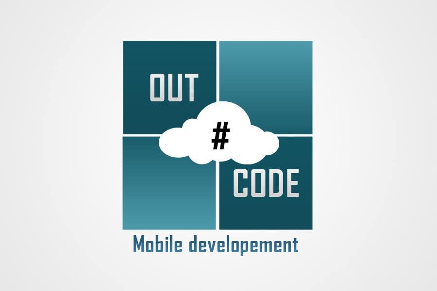 Bài tham dự cuộc thi #                                        84                                      cho                                         Logo Design for OutCode