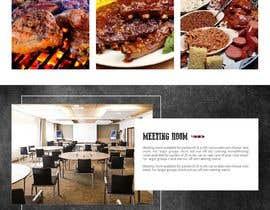 #38 for Design a Website Mockup for BBQ Restaurant by satishandsurabhi