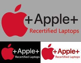 "#5 for Create a logo that says ""Apple Recertified Laptops"" by fayanali43"