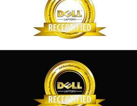 "#14 for Create a logo that says ""Dell Recertified Laptops"" by JuanDesign24"