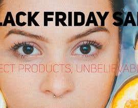 Číslo 1 pro uživatele Black Friday Banner For Beauty Store od uživatele creativeprimate