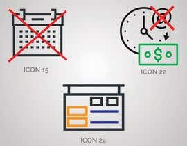 ireneweb tarafından 14 icons to edit from existing ai file and 1 to create. için no 1