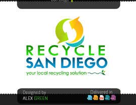 "#7 para A new logo design for ""Recycle San Diego"" por AlexGreenSEO"