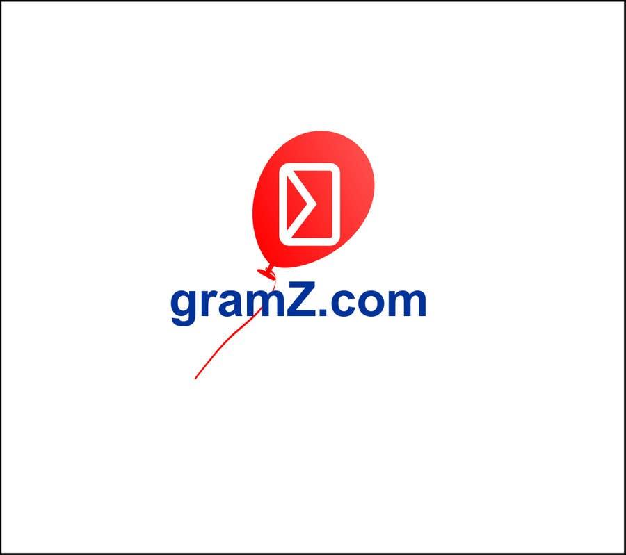 Inscrição nº                                         31                                      do Concurso para                                         Logo Design for GramZ.com
