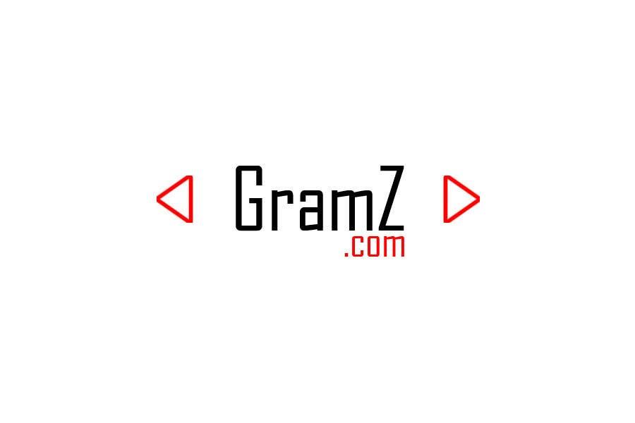Inscrição nº                                         232                                      do Concurso para                                         Logo Design for GramZ.com