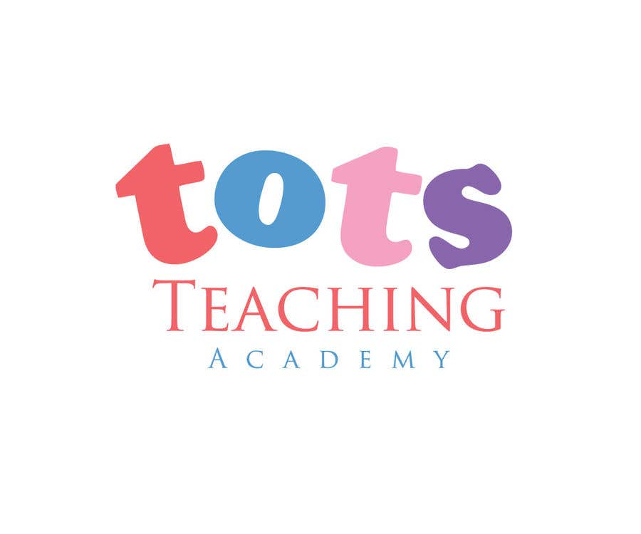 Contest Entry #225 for Tots Teaching Academy - Logo design