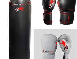 #20 cho Color design draft - boxing gloves and punching bag bởi salinna25