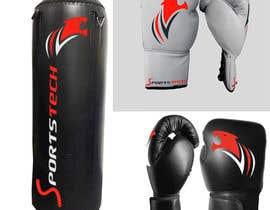 #22 cho Color design draft - boxing gloves and punching bag bởi salinna25