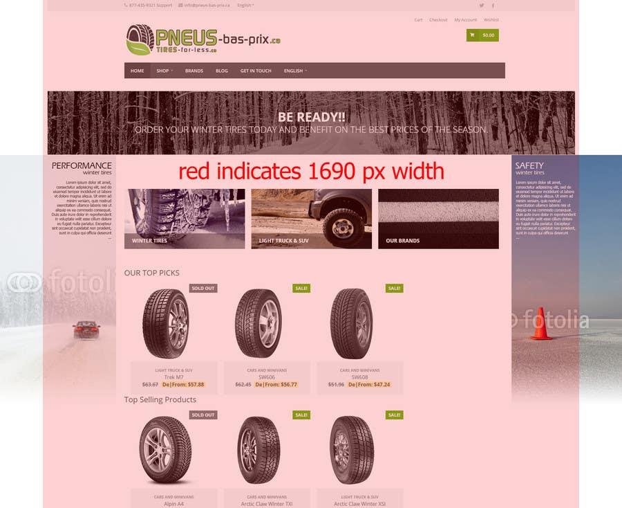 Pneu A Bas Prix >> Entry 13 By Viktorbublic For Design A Banner For Pneus Bas