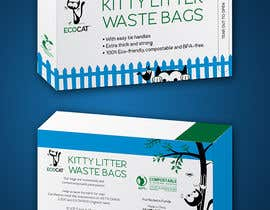 #40 for Design a package for eco-friendly pet waste bags - no amateurs please af reddmac