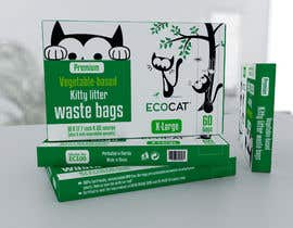 #35 for Design a package for eco-friendly pet waste bags - no amateurs please by rashidabegumng