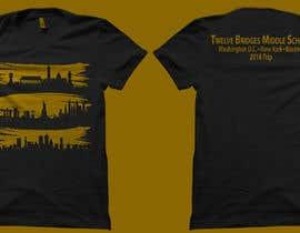 audiebontia tarafından Design a t-shirt for Washington DC, New York & Boston Trip için no 33