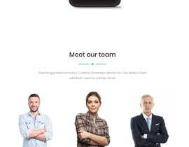 Nro 10 kilpailuun One-page website käyttäjältä ivanrodriguess