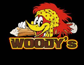 #81 untuk Re-Design a Logo for Woody's Tree Service - Infamous Woody Woodpecker oleh digitaldesignerz