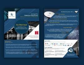 Nro 19 kilpailuun Design a creative stand-out brochure or information sheet käyttäjältä nikhilmandaliya
