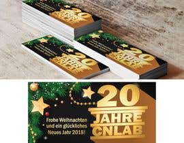#2 para Illustration for front page of Christmas/New Year Card por Attebasile