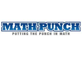 #60 para Logo Design for Math Punch - Putting the Punch in Math por Jevangood