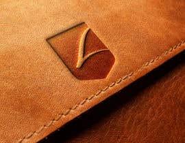 """#2 para Design a Shield logo for brand """"Luxe Leather"""" de fezibaba"""