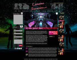 #23 untuk Website Design for Limousine Service Inc. oleh danailacatalin