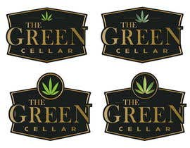 nº 268 pour The Green Cellar (Cannabis Dispensary) par zwook