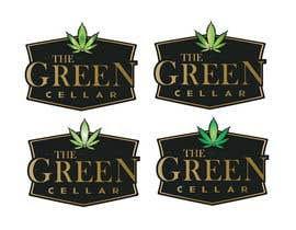 nº 289 pour The Green Cellar (Cannabis Dispensary) par zwook
