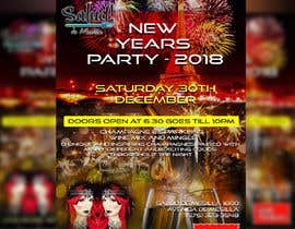 #57 for Need a flyer for a Dec 30th new year themed party af smileless33