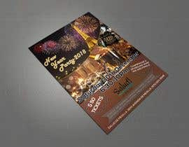 #39 for Need a flyer for a Dec 30th new year themed party by sazibbogra