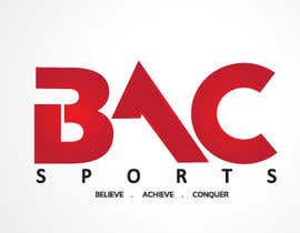 nº 481 pour Logo Design for BAC Sports par vinayvijayan