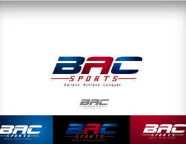 #298 for Logo Design for BAC Sports af jijimontchavara