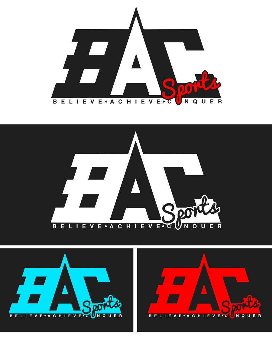 Proposition n°163 du concours Logo Design for BAC Sports